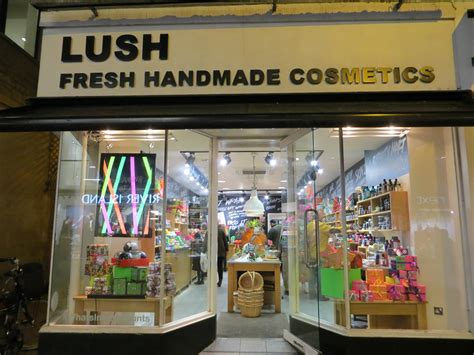 Handcrafted Shop - lush handmade cosmetics