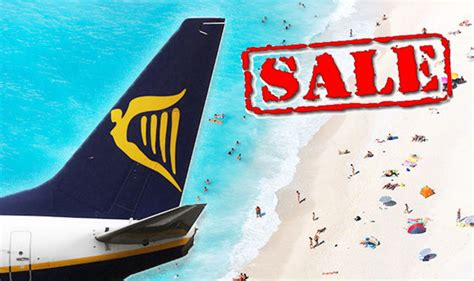ryanair launches bank sale with cheap summer flights to europe travel news travel