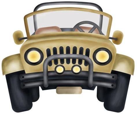 safari jeep clipart safari clipart safari car pencil and in color safari