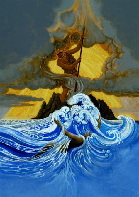 The Splintered Gods herb painting image catalog gods goddesses and