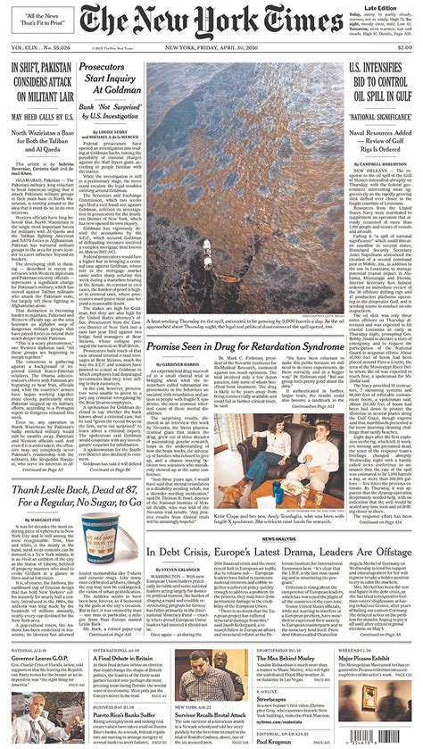 New York Times Sunday Real Estate Section by New York Times Front Page Search Engine At Search