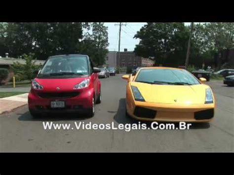 Lamborghini Vs Smart Car Lamborghini Vs Smart Car