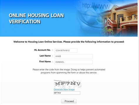 The Pinoy Informer How To View Your Pag Ibig Loan Online