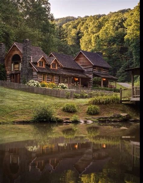 Log Cabin Smoky Mountains by 1000 Images About Log Cabin On