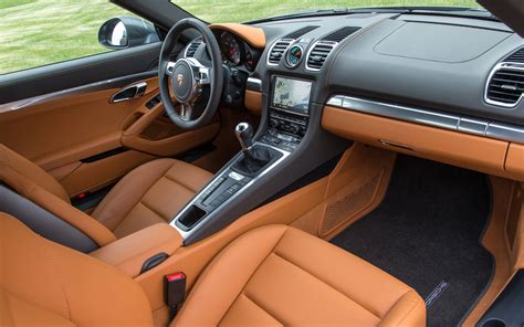 porsche interior 2014 porsche cayman s first drive photo gallery motor trend