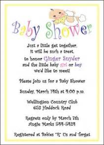 baby shower invitation wording 1000 images about baby shower invite wording on