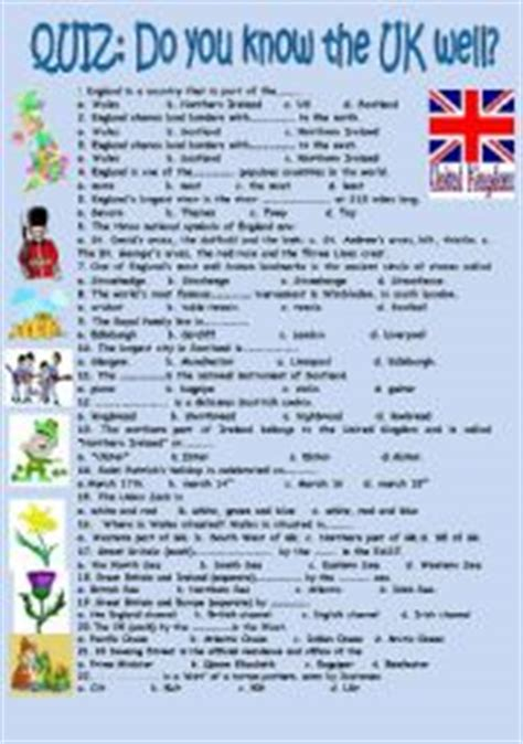 printable quizzes uk english teaching worksheets uk quiz