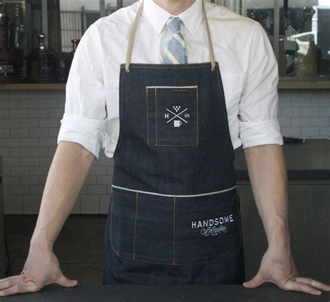 Apron Custom By Fsd Store i these handsome x nudie organic selvedge denim