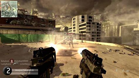 Gaun Gamis Modern Warfare 2 Gun With A Cool Ending
