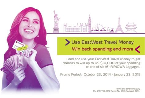 east west bank new year promotion eastwest bank personal banking travel money promo