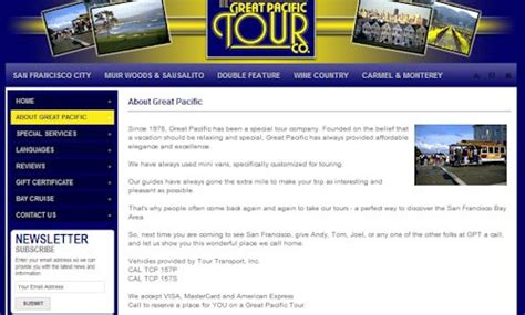 About Us Section Of Website Exles by Who Runs Your Tourism Business Post About Us Photos And Keep It Real Bookingcounts