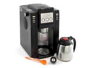 Coffee Makers With Built In Grinders Kalorik Magic Bean 10 Cup Coffee Maker With Built In Burr