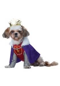 dogs halloween costume king of bones dog costume