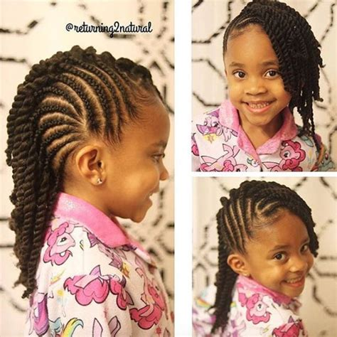hairstyle ideas for black toddlers pin by black hair information coils media ltd on kids
