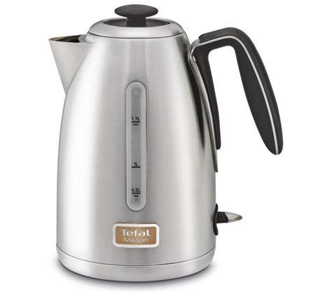 buy stainless steel buy tefal maison ki2608uk jug kettle stainless steel