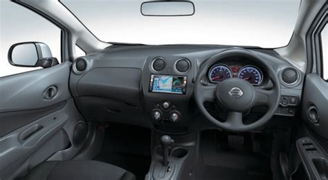 nissan note interior 2012 nissan announces launch of all nissan note fareastgizmos