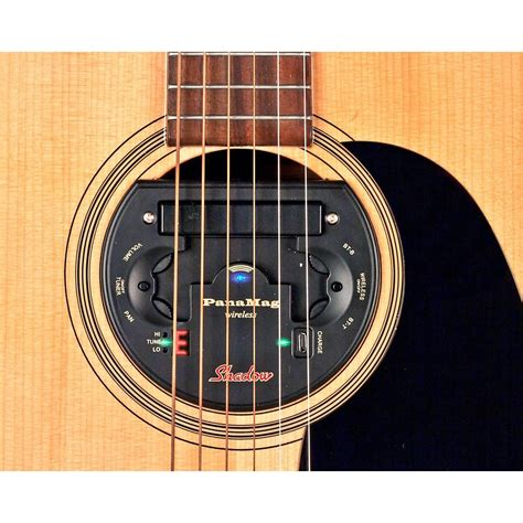 Wifi Guitar shadow panamag acoustic guitar wireless system ebay