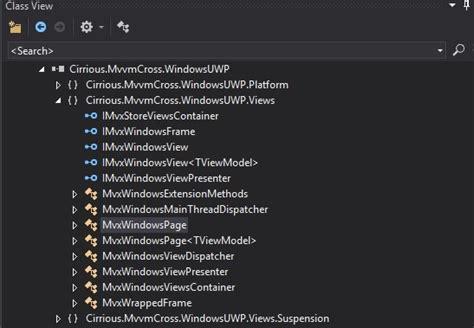 mvvmcross tutorial github xamarin mvvmcross 4 0 beta 3 doesn t work with new uwp