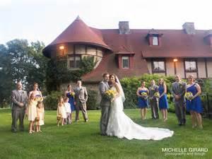 saint clements castle wedding portland connecticut