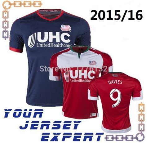 a hot2015 new revolution home away jersey 1516 fagundez mls jersey free