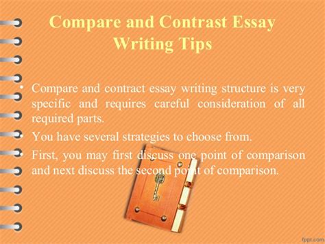Compare And Contrast Essay Ideas by List Of Compare And Contrast Essay