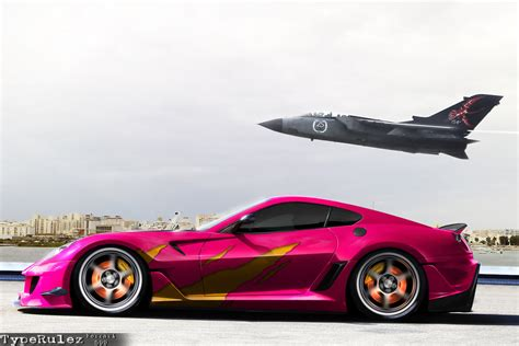 car ferrari pink pink cool beauty of cars quot ferrari quot adavenautomodified