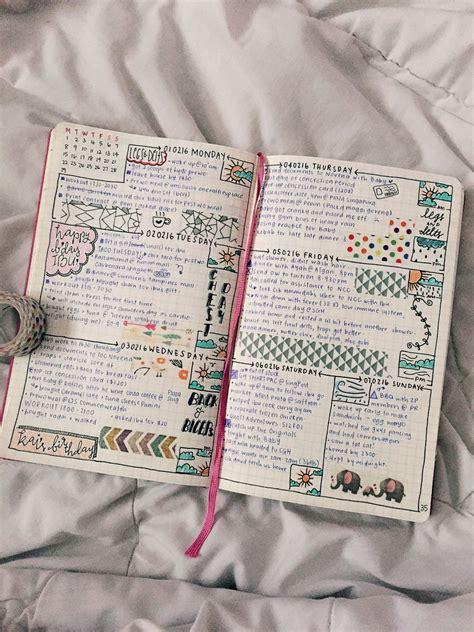 journal layout tips bullet journal bullet journal and ballpoint pen