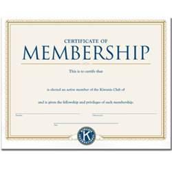 Membership Certificate Template by Membership Certificate Templates Word Excel Sles