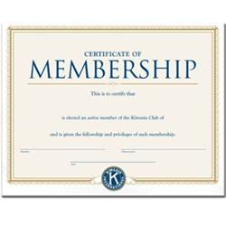 membership certificate templates membership certificate templates word excel sles