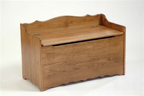 toy box seat bench toy box bench seat plans home design ideas