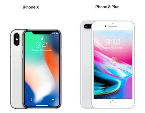 iphone 8 plus vs iphone x which one should you buy