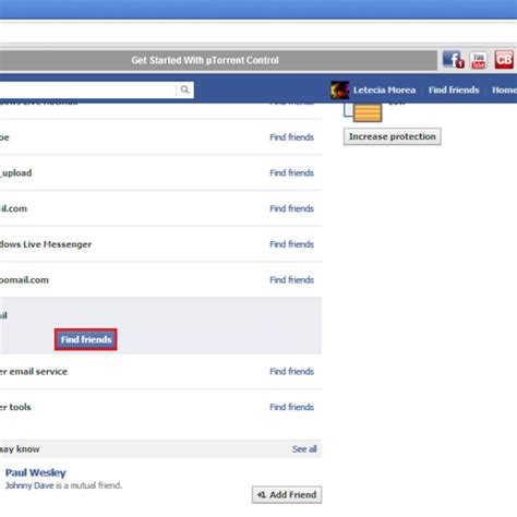 Search Friends By Email How To Find Add And Delete Friends In Howtech