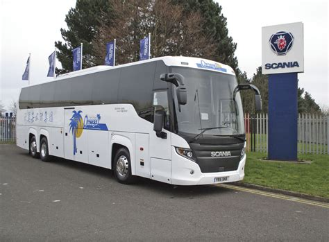 largest uk scania touring order coach buyer