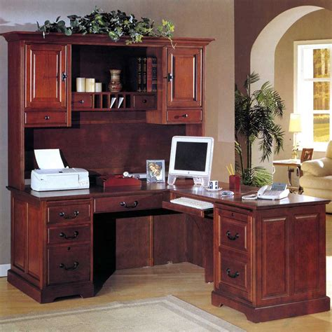 brown l shaped desk home office the benefits of l shaped home office desks l