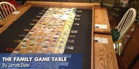 diy gaming table plans coolest diy gaming tables webb pickersgill
