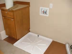 water heater and washing machine trays charles buell
