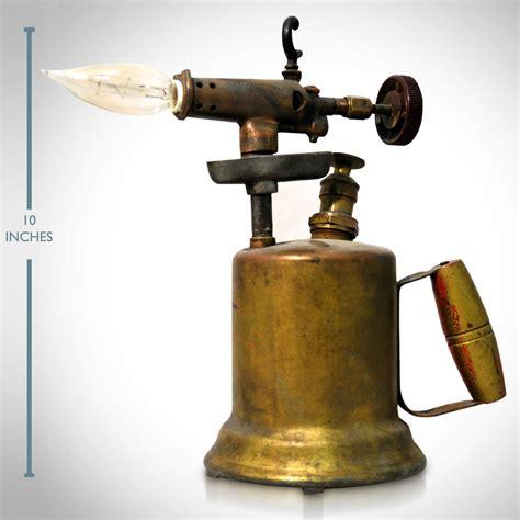 Handmade Torch - steunk torch industrial handmade l