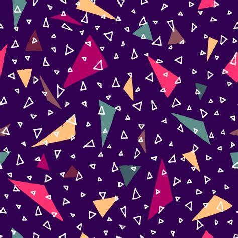 triangle pattern freepik triangular shapes pattern design vector free download