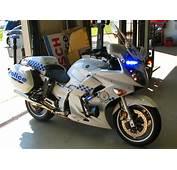 Chifley 250 Yamaha FJR 1300 Police Motorcycle