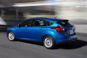 Ford Focus 2014 Review 2014 Ford Focus Reviews And Rating Motor Trend