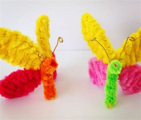 pipe cleaner crafts for pipe cleaner crafts for bricolage cure pipes