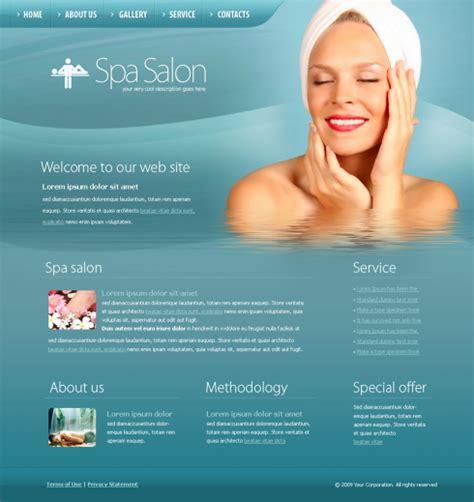 beauty salon website template 17391 spa salon website template 5958 beauty fashion