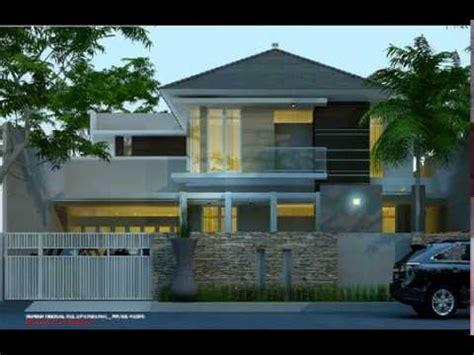 desain rumah mewah  lantai kolam renang youtube