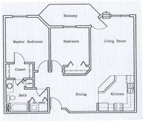 Bathroom Floor Plans With Washer And Dryer Floor Plans Southway Manor