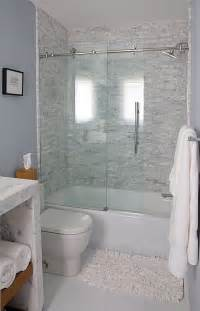 bathtub with glass door 17 best ideas about tub shower combo on pinterest