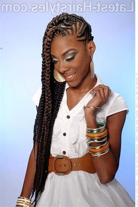black briad hairstyesf or teens 17 amazing prom hairstyles for black girls within black