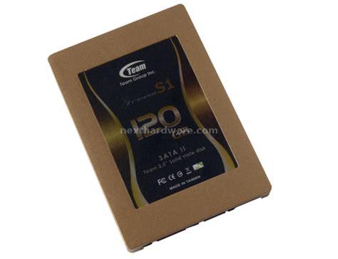 Hardisk Ssd 120 Gb team xtreem s1 120 gb di pura velocit 224 recensione