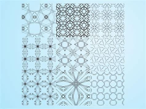 Pattern In Line Art | line art patterns