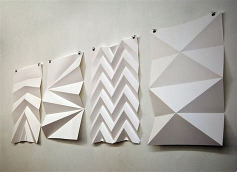 Paper Folding Documentary - 25 best ideas about paper sculptures on cut
