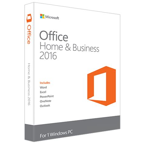 xotic pc microsoft office 2016 home business edition